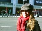 Carolina Oliveira começa os estudos no Canadá