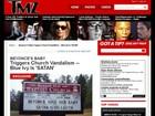 Vandalismo em igreja evangélica nos EUA compara filha de Beyoncé a satã