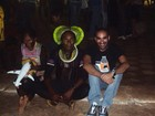 Gustavo, do 'BBB6', trabalha em tribo indígena no Xingu: 'Preciso de pouco'