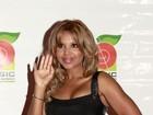 Toni Braxton é hospitalizada com crise de lúpus