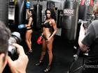 Saiba o que rolou no ensaio das ring girls do UFC para o Paparazzo
