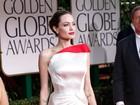 Angelina Jolie estaria grávida de três meses, diz revista