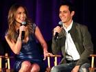 Separados, Jennifer Lopez e Marc Anthony aparecem juntos em evento