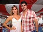 Ex-BBBs Adriana e Rodrigão acusam ex-empresária de calote