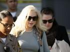 Lei do Canadá pode impedir Lindsay Lohan de viver Liz Taylor em filme