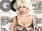 De lingerie, Michelle Williams revive Marilyn Monroe em capa de revista