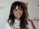 Vanessa Giácomo vai a evento pré-carnavalesco em São Paulo