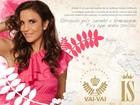 Ivete Sangalo vai receber homenagem em carnaval de SP