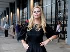 Val Marchiori diz estar sendo 'perseguida e coagida' pelo ex