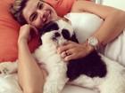 Mirella Santos posta foto com seus dois cachorrinhos de estimação