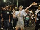 'Hoje é tudo uma grande festa', diz Ana Furtado em ensaio técnico