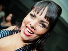 Analice, do 'BBB 12', curte festa alternativa no Rio