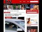 Halle Berry deve pedir medida cautelar contra o ex-marido, diz site