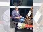 Chico Anysio já suspendeu as sessões de diálise, diz boletim