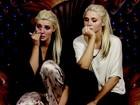 Ex-namorada de dono da 'Playboy' chora e pede para sair de BB inglês