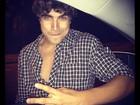 Caio Castro 'pede carona' para David Brazil