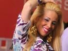 Após sumiço de bolsa, Danielle Winits dá 'piti' em festa infantil no Rio