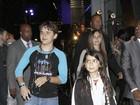 Filhos de Michael Jackson veem espetáculo sobre o pai nos EUA