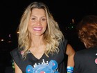 Flávia Alessandra brinca com Huck e Angélica: 'Passaram na nossa frente'