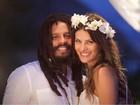 Isabeli Fontana e Rohan Marley ficam noivos na Jamaica. Fotos!