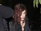 Filha de Demi Moore vai a festa depois do prêmio SAG, em Los Angeles