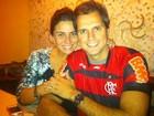 Giovanna Antonelli vai com o marido a churrascaria no Rio