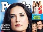Demi Moore precisava ser 'jovem e magra' por Ashton, diz revista