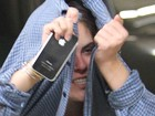 Filha de Demi Moore fica irritadíssima com presença de paparazzo