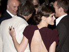 Mão boba de Viggo Mortensen 'ataca' Keira Knightley em evento