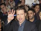 Brad Pitt não responderá por armas encontradas em set de filme de zumbis