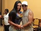 Gracyanne Barbosa desmente crise no casamento com Belo: 'Tudo vai bem'
