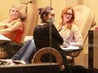 Marcia Cross, de 'Desperate Housewives', faz as unhas