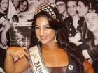 Mulata Difícil do 'Zorra Total' é coroada rainha de bloco carioca