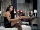 Adriana Lima estrela comercial sexy em intervalo do Super Bowl