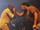 Thiago Abravanel canta música de Tim Maia com Thiaguinho