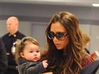 Filha dos Beckham teria babá eletrônica customizada de R$ 30 mil