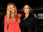 Mãe de Beyoncé fala sobre a neta de um mês de vida: 'Está ótima e é linda'