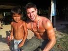 Veja fotos da viagem de Jonas, do 'BBB 12', para a Amazônia