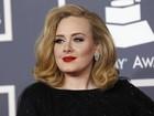 Grande estrela do Grammy, Adele vai à 54ª edição do prêmio
