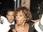 Veja fotos da última aparição pública de Whitney Houston