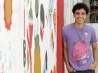 Conheça Felipe Haiut, o Ziggy de 'Malhação'
