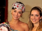 Suzana Pires é homenageada na Viradouro