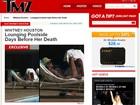 Whitney Houston pressentiu sua morte, diz site