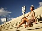 Jornal: Luiza Brunet deve ser a nova rainha de bateria da Portela