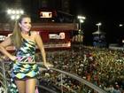 Ivete Sangalo se apresenta no primeiro dia de carnaval em Salvador