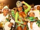 Após escola ser rebaixada, Solange Gomes deixa a Camisa Verde e Branco