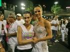 Cleo Pires e Ana Furtado vão ao desfile dos Pimpolhos da Grande Rio