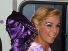 Carla Perez anima bloco infantil no Carnaval de Salvador