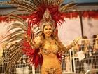 Cacau é eleita a musa do carnaval de São Paulo pelos internautas do EGO