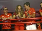 Jornal: 'Rolou uma química legal', diz Rodrigo Faro sobre Jennifer Lopez